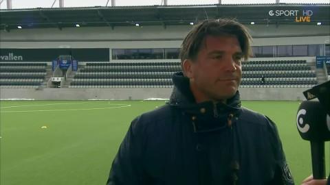 """Bosse Andersson: """"Omöjligt att ersätta Mrabti"""""""