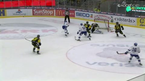 Höjdpunkter: Ericsson sen hjälte för Leksand