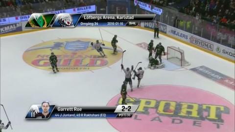 Höjdpunkter: Linköping tappade rytmen — och vann