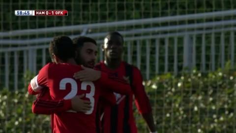 Höjdpunkter: Östersund slog Hammarby med 2-0
