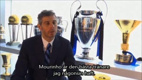 Italienska legendaren hyllar Mourinho och Ranieri