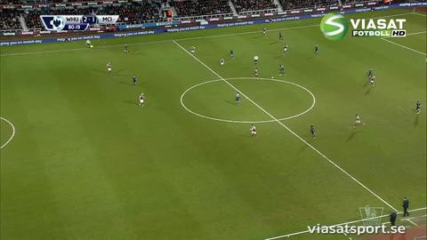 Mål: Agüero slår till igen - City kvitterar (2-2)