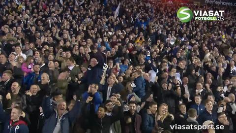 Mål: Chockar United - kvitterar innan paus (1-1)