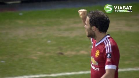 Mål: Mata säkrar avancemanget (1-3)