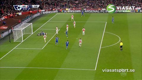 Sammandrag: Arsenal föll i derbyt - statistiken håller i sig