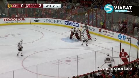 Sammandrag: Carolina-Chicago (5-0)