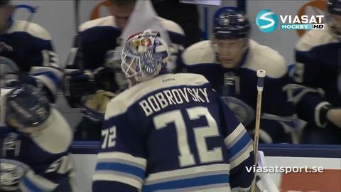 Sammandrag: Columbus - Calgary 2-4