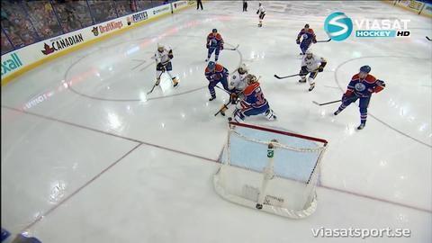 Sammandrag: Edmonton - Nashville 1-4