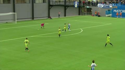 Sammandrag: Engvall avgjorde när IFK Göteborg premiärvann