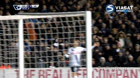 Sammandrag: Huth frälste Leicester på White Hart Lane