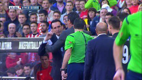 Sammandrag: Kaos när Atletico kryssade mot Sevilla