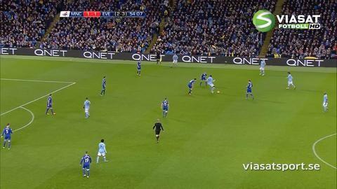Sammandrag: Manchester City till final i Ligacupen