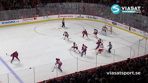 Sammandrag: Montreal-Columbus (2-5)