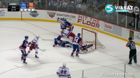 Sammandrag: NY Islanders-NY Rangers 3-1