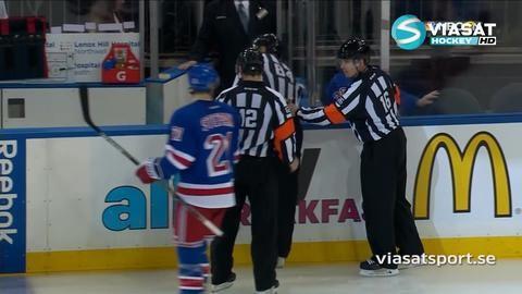Sammandrag: NY Rangers-Buffalo (6-3)