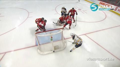Sammandrag: Ottawa-Buffalo (2-3)