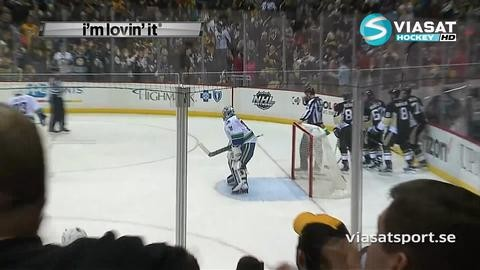 Sammandrag: Pittsburgh Penguins - Vancouver Canucks 5-4