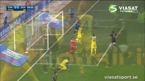 Sammandrag: Pogba briljerade när Juve körde över Chievo