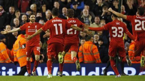 Sammandrag: Straffdramatik när Liverpool nådde final i Ligacupen