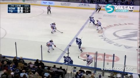 Sammandrag: Tampa Bay - Edmonton 6-4