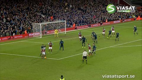 Sammandrag: Tungt poängtapp för West Ham efter drömstarten