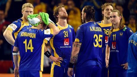 Sammandrag: Tyskland - Sverige 27-26