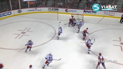 Sammandrag: Washington - NY Rangers 5-2