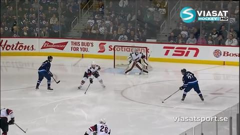 Sammandrag: Winnipeg-Arizona (5-2)