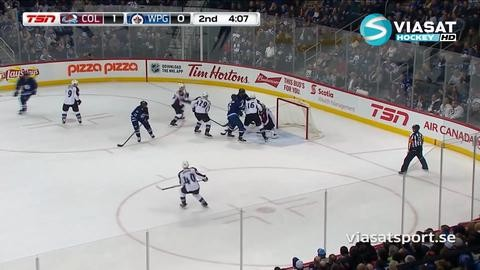 Sammandrag: Winnipeg - Colorado 1-2