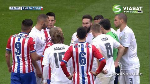 TV: Sparken från Cristiano Ronaldo som får Spanien att se rött