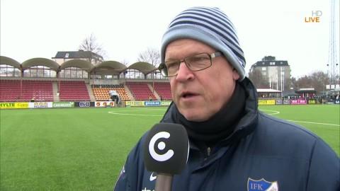 """Andersson om Norrköpings CL-drömmar: """"Något att se fram emot"""""""