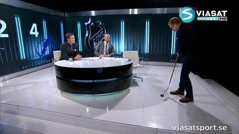 """Boustedt: """"För- och nackdelar med Crosbys val av klubba"""""""