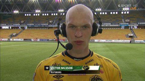 """Elfsborgs unge mittback: """"Alla konkurrerar om en plats"""""""
