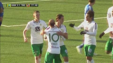 Hammarby vände och vann efter mardrömsstarten