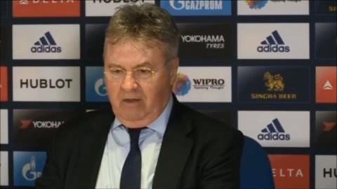Hiddink hyllar sitt Chelsea efter segern mot Newcastle
