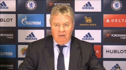 """Hiddink: """"Svårt att nå Champions League"""""""