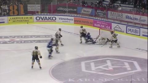 Höjdpunkter: AIK föll mot Karlskoga - men säkrade seriesegern