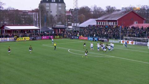 Höjdpunkter: AIK körde över Norrköping