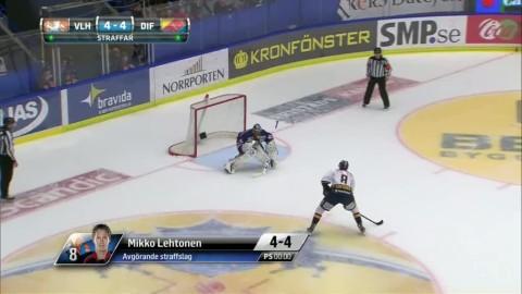 Höjdpunkter: Djurgården straffade Växjö - Tellqvist klev av skadad