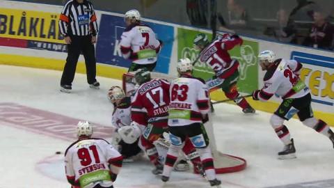 Höjdpunkter: Frölunda besegrade Malmö enkelt