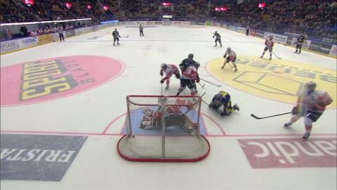 Höjdpunkter: HV71 föll mot Karlskrona