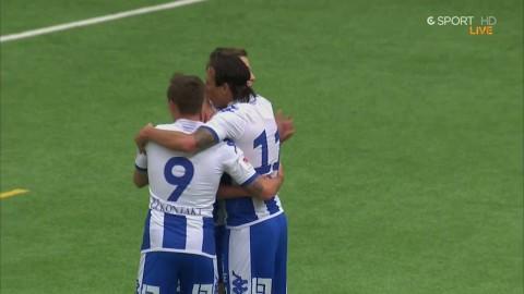 Höjdpunkter: IFK Göteborg-Stabaek 2-0