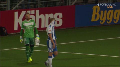 Höjdpunkter: IFK Göteborgs flopp - utslaget ur cupen efter brutal miss