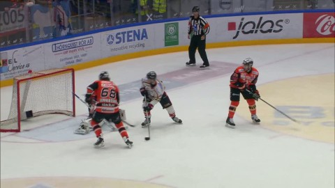 Höjdpunkter: Luleå tog full pott mot Karlskrona