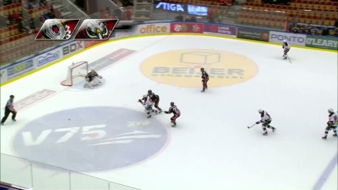 Höjdpunkter: Malmö tog viktig poäng