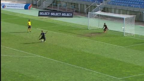 Höjdpunkter: ÖSK föll i finalen efter straffläggning