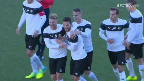 Höjdpunkter: ÖSK vann mot Gais efter Nordmarks pärla