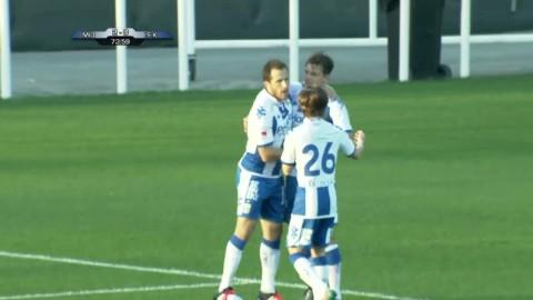 Hysen-effekten - kommer in, IFK gör mål direkt