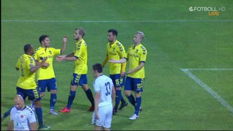 Johan Larsson med soloraid - avgör mot Kalmar