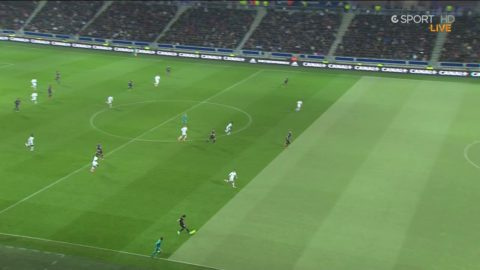 Klantigt av Zlatan - springer offside i drömläge